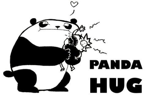 PANDA_HUG_by_ComicMasterX
